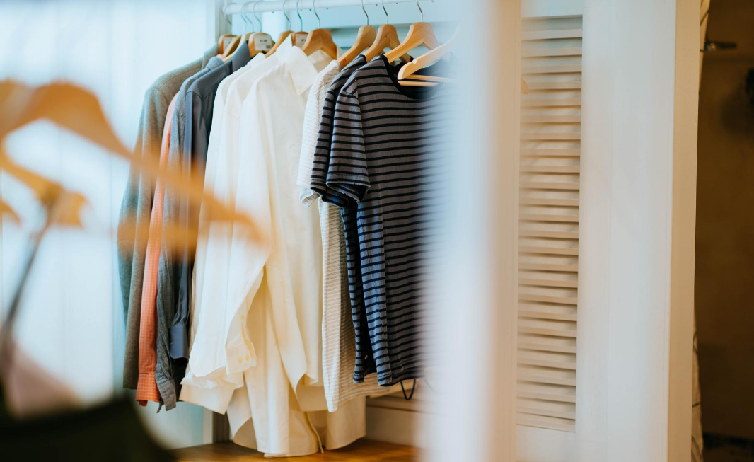 Wardrobe Organisation – Our Top Tips